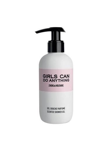 Zadig&Voltaire Girls Can Do Anything Duş Jeli 200Ml Kadın  Renksiz